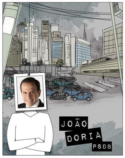 João Dória insiste em negar avanços