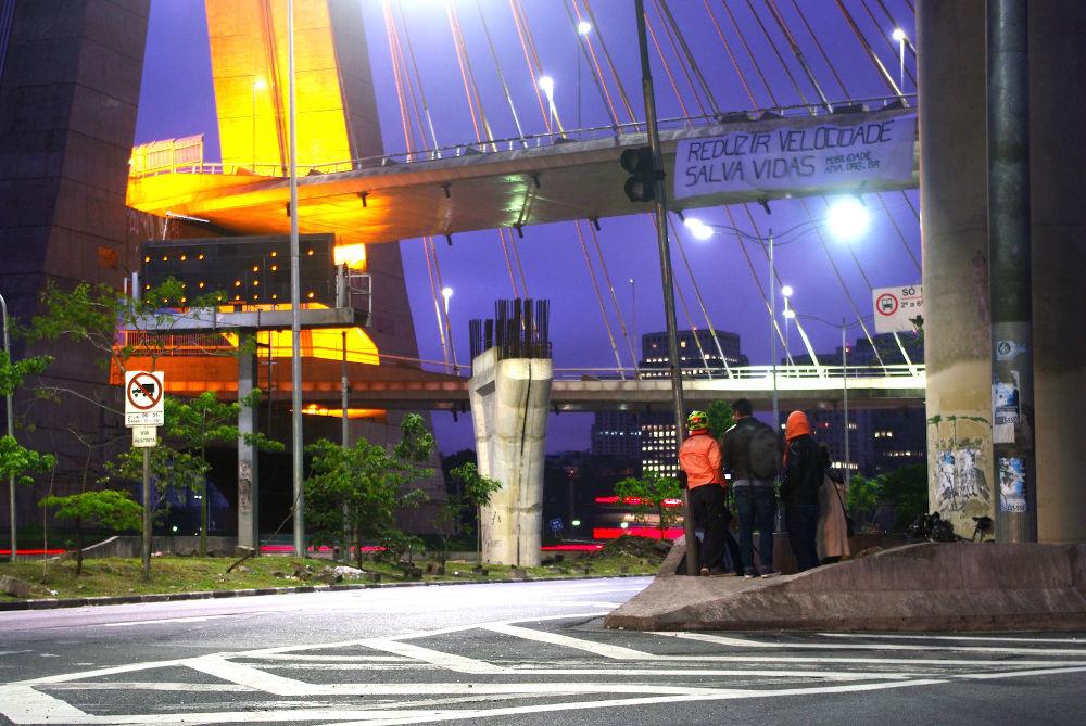 Zerar mortes no trânsito: um pacto para a cidade de São Paulo