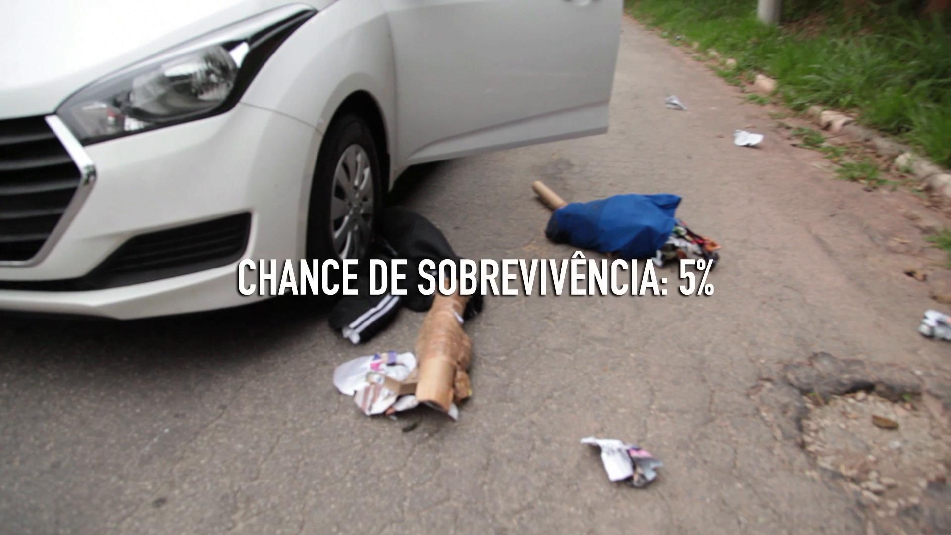 Ciclocidade e Cidadeapé divulgam vídeo contra volta do aumento de velocidades